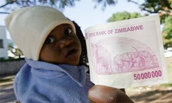 Tờ 500 triệu đôla Zimbabwe