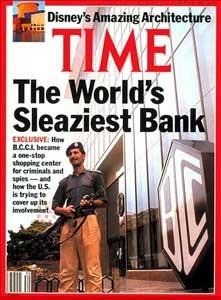 BCCI ngân hàng của lừa đảo, khủng bố và tội phạm.
