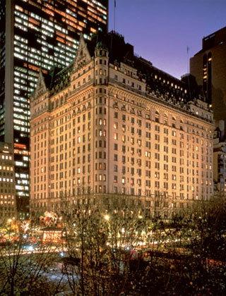 Plaza Hotel được coi là nơi có căn hộ penthouse đầu tiên trên thế giới. Ảnh: