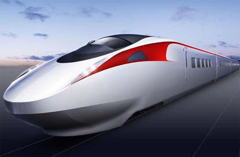 Hệ thống đường sắt cao tốc Nhật Bản đang giữ kỷ lục về tốc độ. Ảnh: