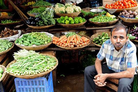 480 1367020171 500x0 Lạm phát tại thị trường hàng tiêu dùng Ấn Độ vượt 10%