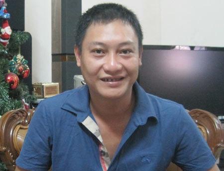 Anh Ngọc Minh - Chủ tịch Câu lạc bộ câu cá Tràng An.