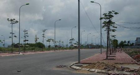 Hạ tầng tại khu ĐTM Cao Xanh  Hà Khánh C đã hoàn thiện trên 90%.