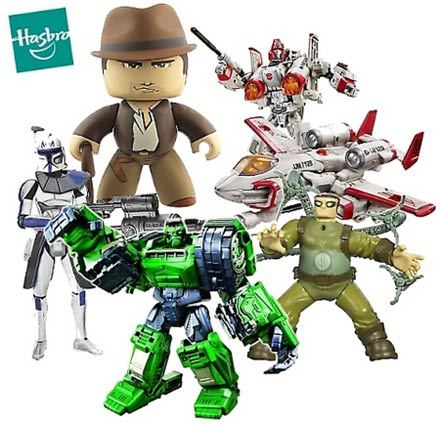 Hasbro khởi nghiệp bằng việc làm vỏ cho các hộp đựng bút chì.