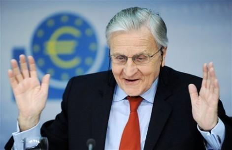 trichet 1367024252 500x0 Ngân hàng Trung ương châu Âu phát hành game về lạm phát