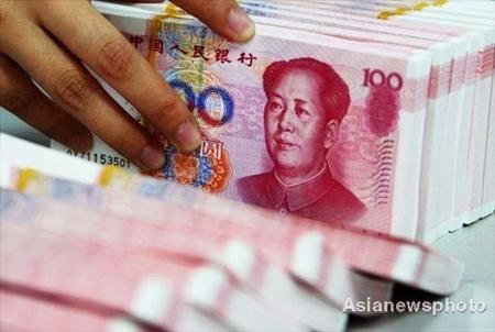 Trung Quốc đã chuyển sang chính sách tiền tệ thận trọng. Ảnh: China Daily