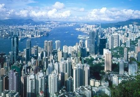 Giá nhà ở Hong Kong đắt hơn London  thành phố có giá nhà cao thứ hai thế giới  tới 55%. Ảnh: Goway