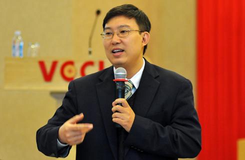 Tiến sĩ Nguyễn Xuân Thành. Ảnh: Nhật Minh