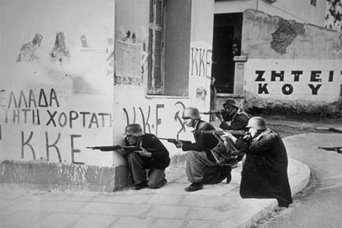 Siêu lạm phát tại Hy Lạp diễn ra do cuộc chiếm đóng của quân đội Đức năm 1944.