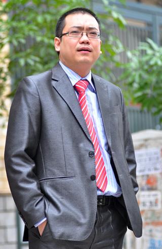 Ông Nguyễn Cảnh Bình. Ảnh: Nhật Minh