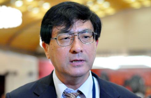 Giáo sư Kenichi Ohno. Ảnh: Nhật Minh