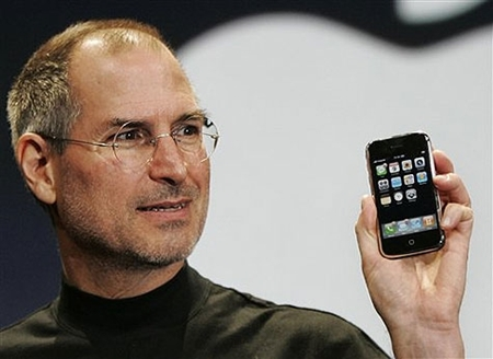 Steve Jobs, CEO Apple.