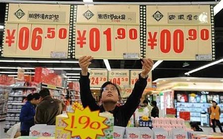 Lạm phát của Trung Quốc không chỉ tác động tới Mỹ mà tới nhiều nước khác trên thế giới. Ảnh: CNBC