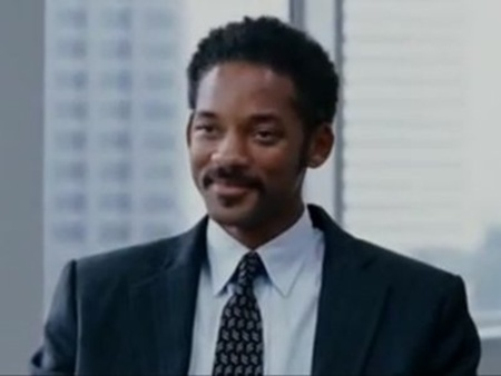In the Pursuit of Happyness