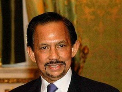 Quốc vương Hassanal Bolkiah - Brunei