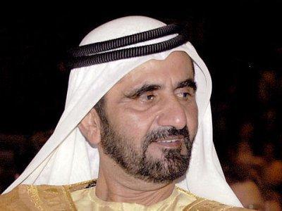 Thủ tướng Mohammed bin Rashid Al Maktoum - Các tiểu vương quốc Ảrập