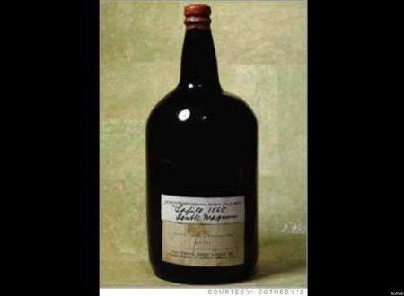 Chai rượu vang tuổi thọ 150 năm được bán với giá 111.625 USD. Một nhà sưu tập cá nhân ở châu Âu đã mua qua điện thoại và đưa món đồ đắt đỏ này về Florida trưng bày. Nếu chia nhỏ thành từng chai loại 750ml, chúng sẽ có giá 27.000 USD. Thực khách yêu rượu sẽ phải đầu tư khoảng 4.650 USD cho việc nhâm nhi một ly loại này.