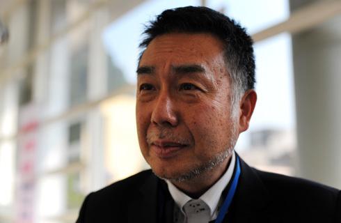 Chủ tịch GM Hong Kong. Ảnh: Nhật Minh