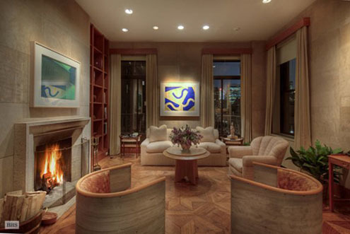 Nằm trên phố 740 Park Avenue, căn hộ 60 triệu USD này có 8 phòng ngủ.