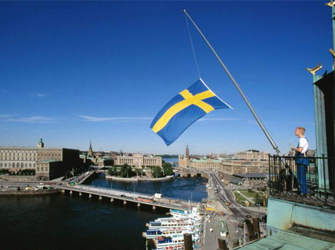 Thụy Điển là một trong những quốc gia viện trợ đầu tiên cho Việt Nam. Ảnh: visualphotos.com