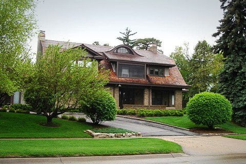 Căn nhà Warren Buffett ở từ năm 1958.