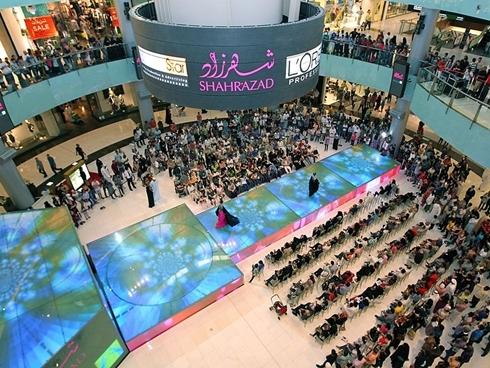 dubai mall 2 1367517718 500x0 Dubai Mall   Trung tâm mua sắm lớn nhất thế giới