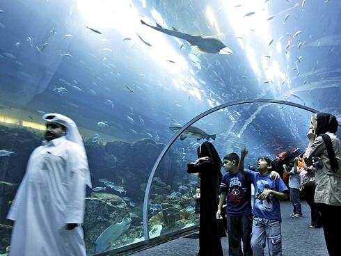 dubai mall 4 1367517722 500x0 Dubai Mall   Trung tâm mua sắm lớn nhất thế giới