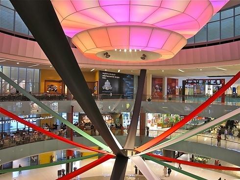 dubai mall 6 1367517722 500x0 Dubai Mall   Trung tâm mua sắm lớn nhất thế giới
