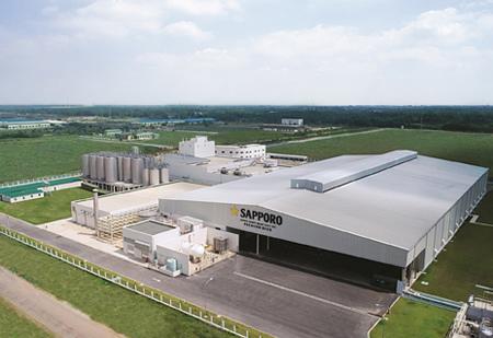 Huong vi dac trung cua dong bia Sapporo Premium