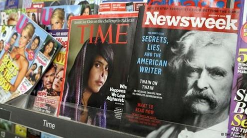 newsweek 490 1367047353 500x0 Nhìn lại năm kinh doanh nhọc nhằn của báo chí thế giới