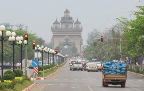 Lào đang trở thành điểm đến ưa thích của giới đầu tư Trung Quốc. Ảnh: Global Travel Mate