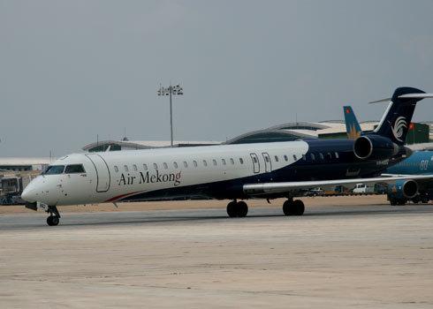 Air Mekong vừa tuyên bố tạm dừng bay.