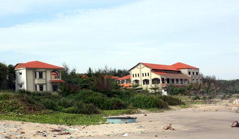 Nhiều dự án phải nhường chỗ cho cảng Kê Gà. Ảnh: Thiennhan