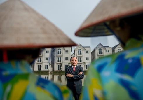 Chủ tịch Vingroup - Phạm Nhật Vượng. Ảnh: Forbes