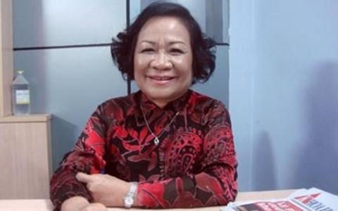 Bà Phạm Thị Việt Nga - Chủ tịch Công ty Dược Hậu Giang.