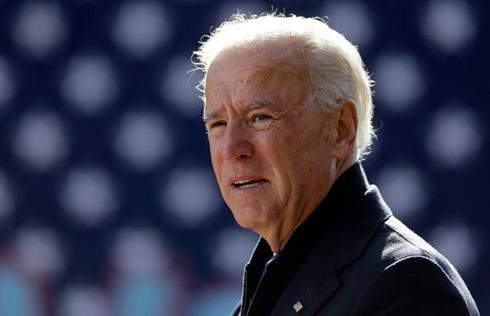 Phó tổng thống Mỹ Joe Biden tốn kém không ít cho một đêm khách sạn ở Paris. Ảnh: AP