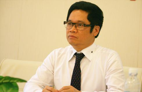 Ông Vũ Tiến Lộc - Chủ tịch Phòng Thương mại và Công nghiệp Việt Nam (VCCI). Ảnh: Hàn Phi