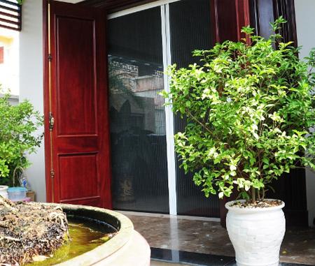 Cửa lưới Quang Minh