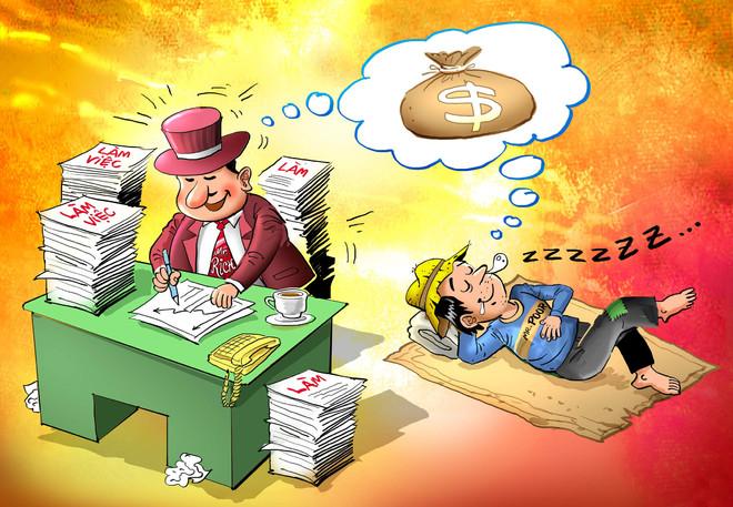quyet tam lam giau 1373617073 660x0 Khác biệt trong tư duy của người giàu