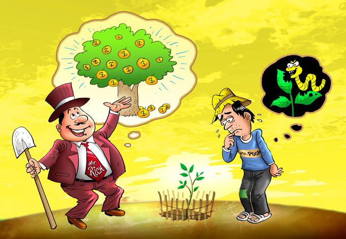 17 khác biệt trong tư duy của người giàu