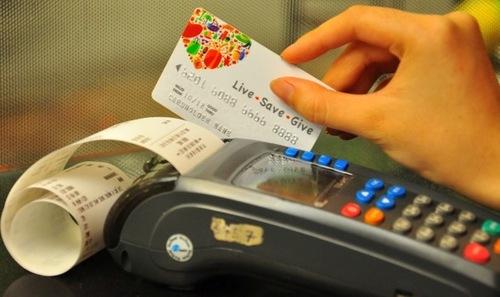 Thetichluy O jpeg 1374290302 500x0 Những điều bạn cần lưu ý khi dùng thẻ tích lũy điểm, giảm giá