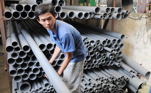 Nhựa Bình Minh khẳng định không sai phạm trong nộp thuế. Ảnh: DN