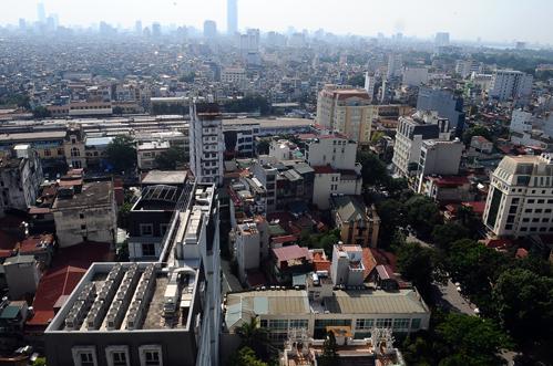 Đại gia địa ốc chuyển căn hộ bán sang cho thuê