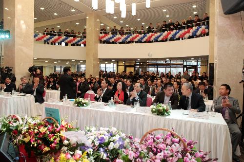 Khánh thành 'ngôi nhà chung' của người Việt tại Nga