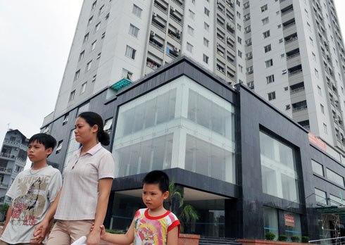 Người thu nhập thấp khó tham gia mô hình tiết kiệm nhà