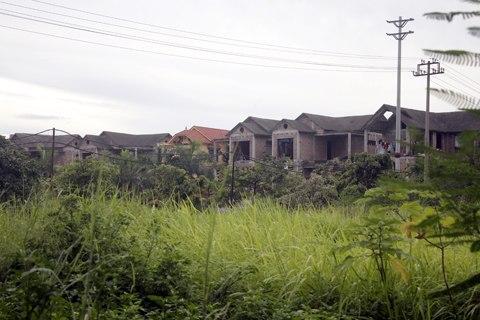 4,5 tỷ đôla tồn trong bất động sản