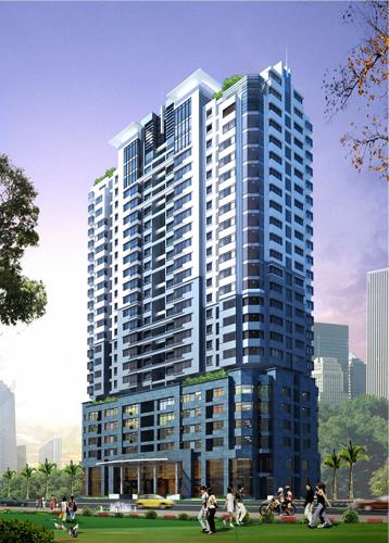1 1170 1392084054 Dự án tòa nhà Hoàng Liệt chào bán với giá 14,5 triệu đồng một m2