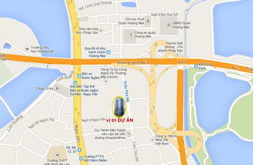 5 5685 1392084053 Dự án tòa nhà Hoàng Liệt chào bán với giá 14,5 triệu đồng một m2