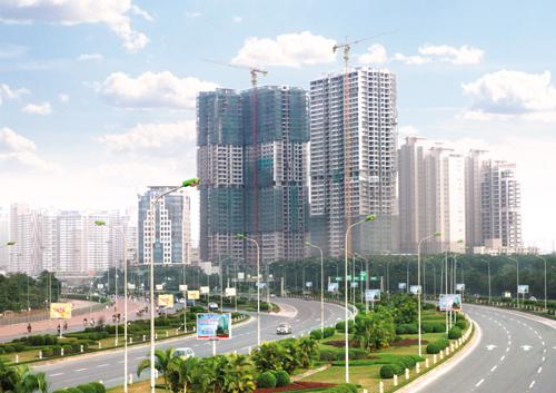 Nhiều dự án chung cư Hà Nội lại rậm rịch tăng giá bán