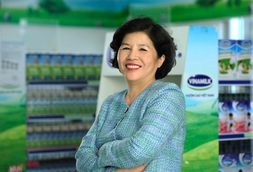Lãnh đạo nữ trong doanh nghiệp Việt cao thứ nhì Đông Nam Á